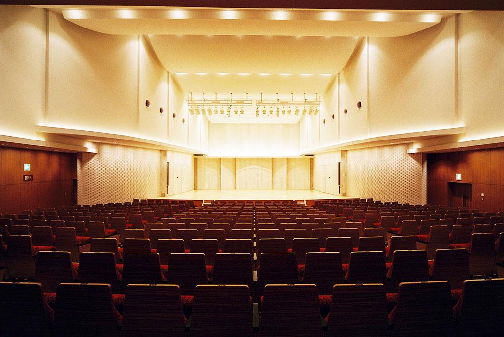 いわき市文化センター大ホール