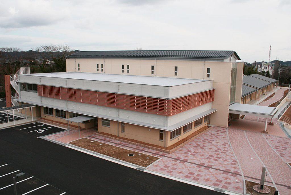 いわき市立平第一小学校校舎改築工事