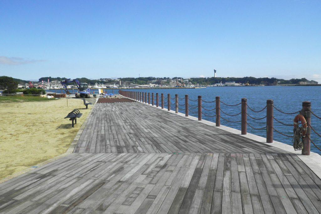 港湾災害復旧工事