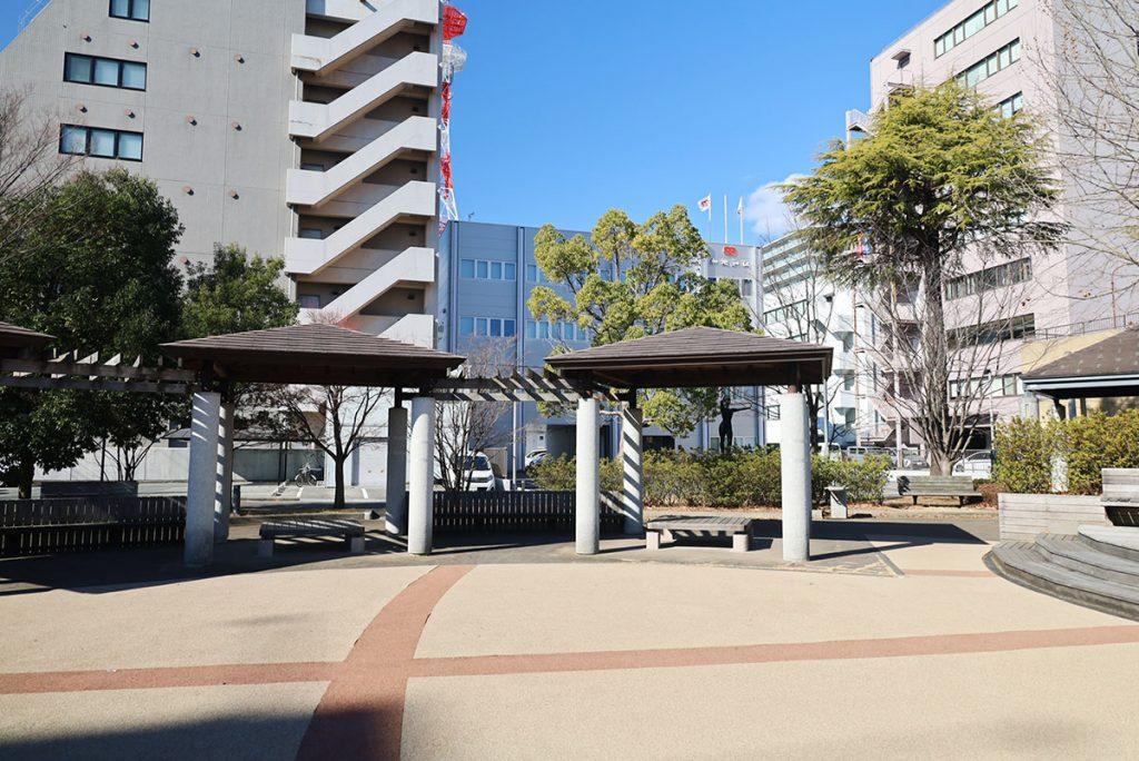 小太郎町公園(西側)