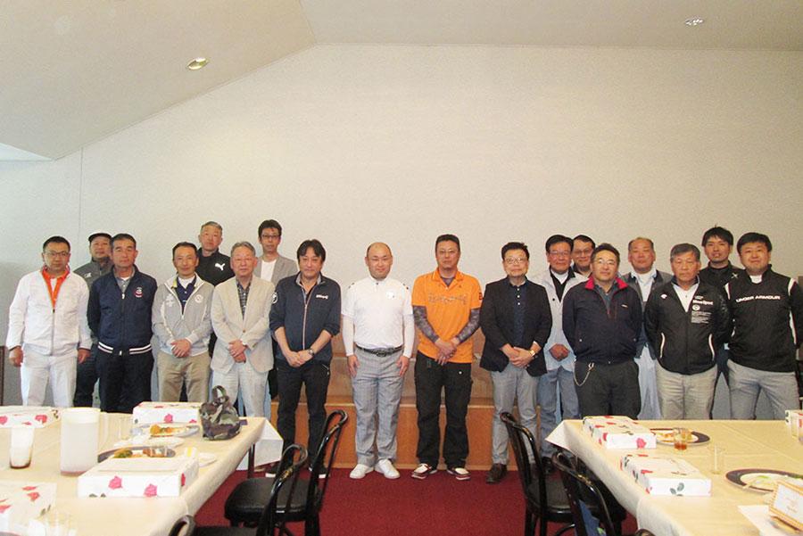 加地和組ゴルフクラブ